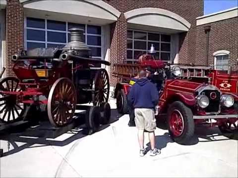 Raleigh Fire Dept Historical Society Apparatus Shoot