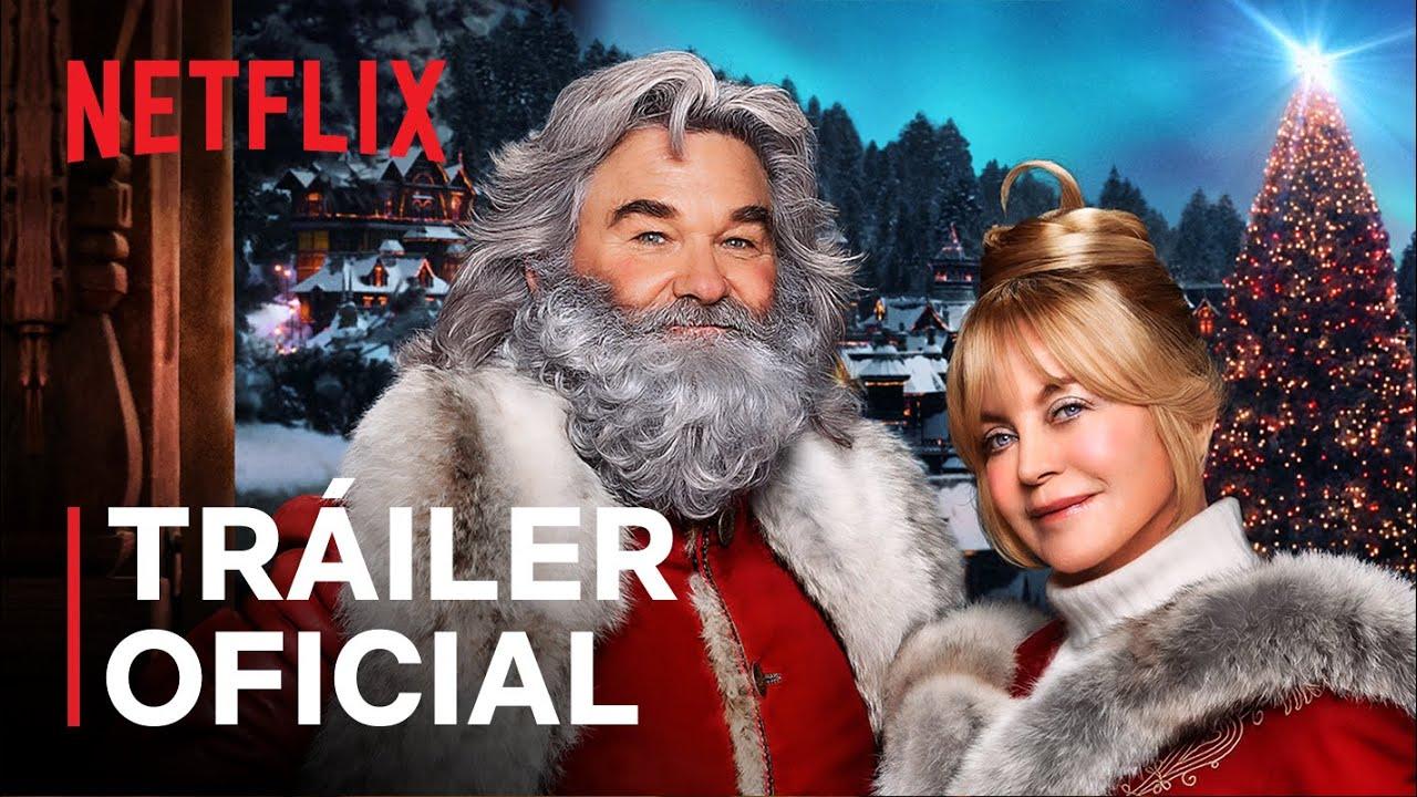 Las crónicas de Navidad: Parte dos - Con Kurt Russell y Goldie Hawn | Netflix