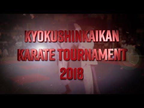 Kyokushinkaikan Karate Tournament