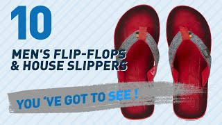 Men's Flip-Flops & House Slippers Collection // India Best Sellers 2017