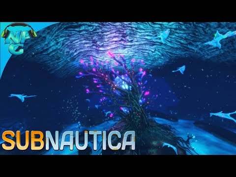 Subnautica - Going Deep and Farming ALL the Rare Resources that We Can! E19
