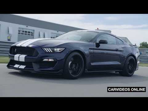 New  Ford Mustang Shelby GT exhaust sound - Car Videos Online