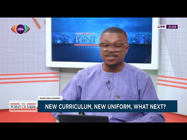 Point of View: New curriculum, school uniform, what next for GES ?