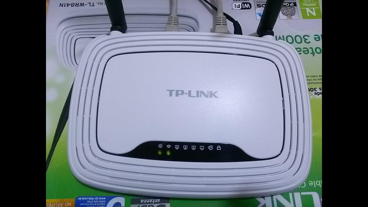 TP-LINK TL-WR841N DRIVER WINDOWS XP