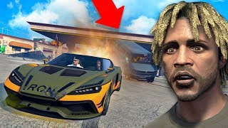 HE DIDN'T EXPECT THIS AT ALL! *INSANE!* | GTA 5 THUG LIFE #280