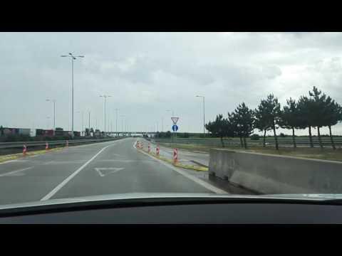 Hungary highway #timelapse