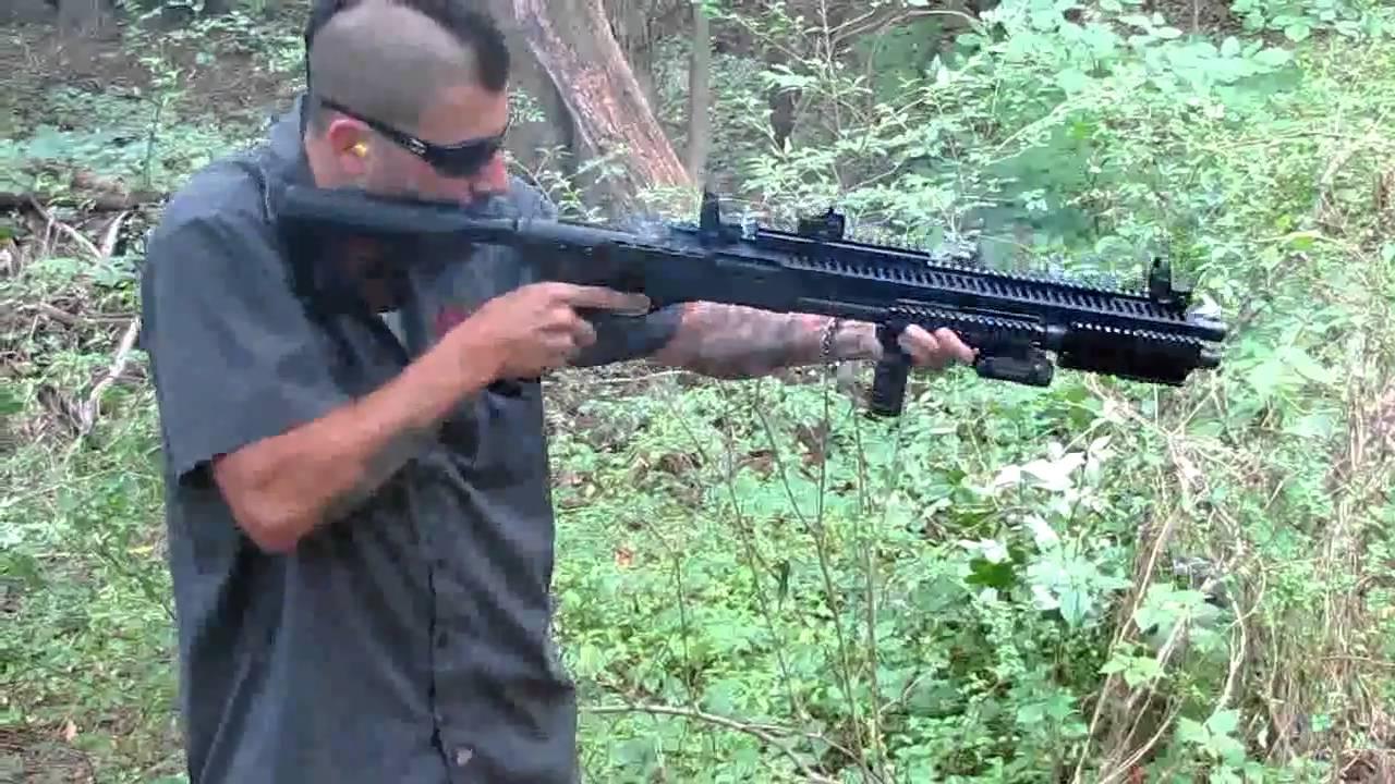 Remington 870 Tactical Shotgun Hatfields Quot Big Bertha