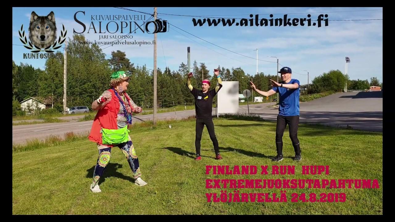 Finland X Run