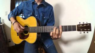 Circus Left Town - Eric Clapton Cover  2016/05/09