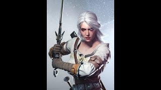 The Witcher 3 Wild Hunt - Playing as Ciri from the beginning (Gone horribly wrong)