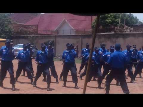 KK DIPLOMATIC COURSE Rwanda 102016