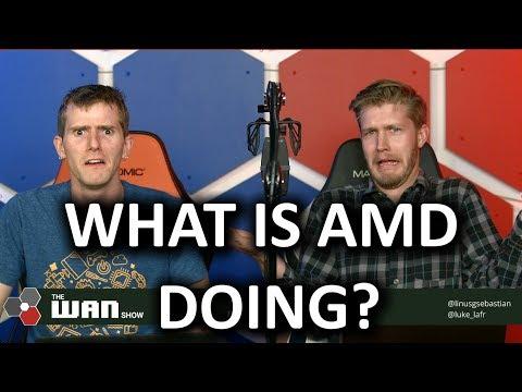 AMD's 64 CORE CPU!! - The WAN Show Nov 9, 2018