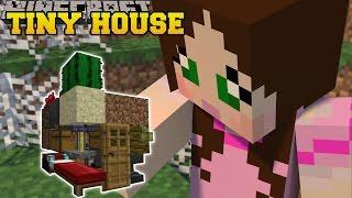 Minecraft: Tiny Houses Mini Houses, Slides, Swings, & Slides! Custom Command