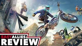 Trials Rising - Easy Allies Review (Video Game Video Review)