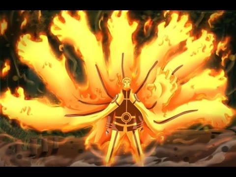 Naruto Kurama Bijuu Mode Theme Youtube