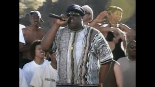 The Notorious B.I.G. - Juicy (Live at MTV Spring Break 1995) (Official Video)
