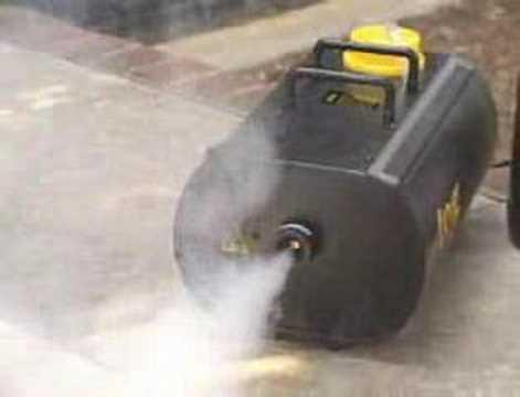 how to fix a fog machine