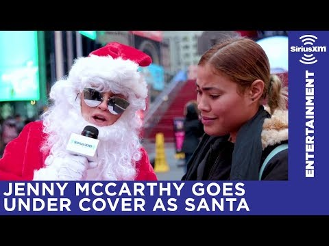 Test Your Christmas Knowledge with Jenny McCarthy