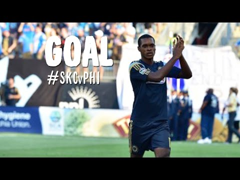 GOAL: Brian Brown comes off the bench and smashes in a header | SKC vs. Philadelphia Union