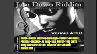 Jam Down Riddim Reggae Mix