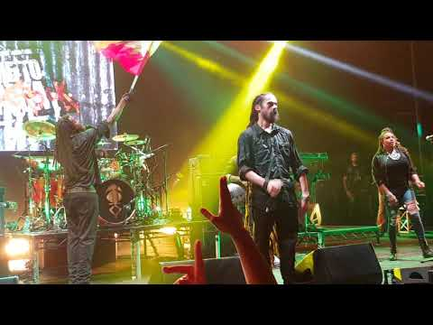 1 Jul 2018 - Damian Marley - Welcome To Jamrock - Live At Brixton Academy