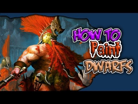 Age of Sigmar Dwarfs - Easy Hacks