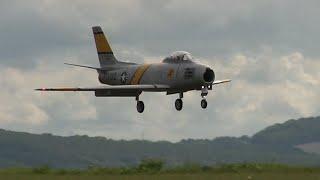 RC F-86 Sabre - ModelPark Suché 2019