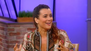 NCIS Cote de Pablo On Her Top Secret Return From The Dead