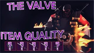 TF2: Valve Quality Items; The Story Behind The Most OP Items In The Game
