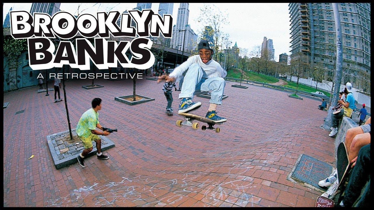Brooklyn Banks A Retrospective Video By R.B. Umali