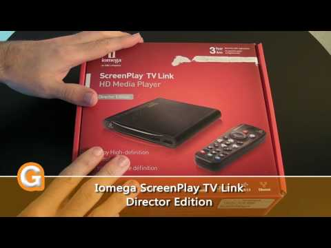 Iomega ScreenPlay TV Link Director Edition Review