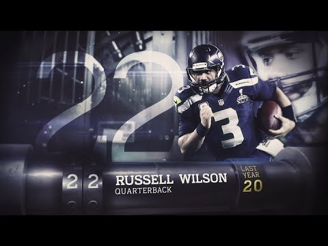 #22 Russell Wilson (QB, Seahawks) | Top 100 Players of 2015