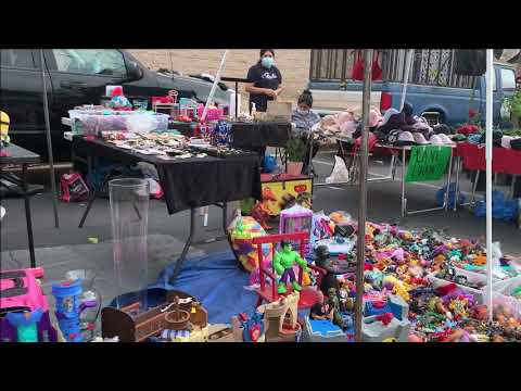 Cypress College Swap Meet 6/27/2020