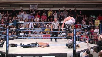 Tag Team Championship: The Wolves vs. Jeff Hardy and Matt Hardy (July 31, 2014)