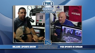 LIVE! The Inland_Sports Show Fox Sports Inland Empire 1350AM (8-15-18)