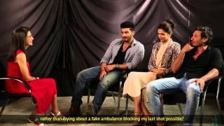 Team Finding Fanny | FC ADDA | Anupama Chopra | Film Companion