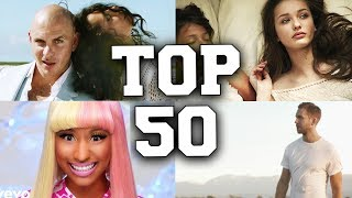 Top 50 Summer Throwback Songs (Yesterday