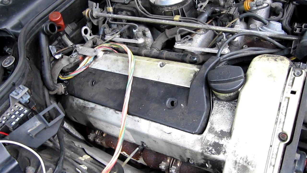 medium resolution of 1990 1992 500sl early version electronic throttle actuator system asr problem part 1 youtube
