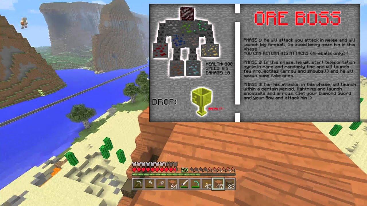 Minecraft Pe Dungeon Craft