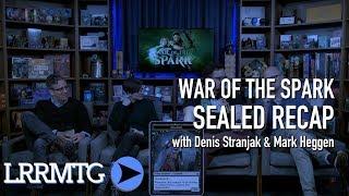 War of the Spark PrePrerelease Recap #2