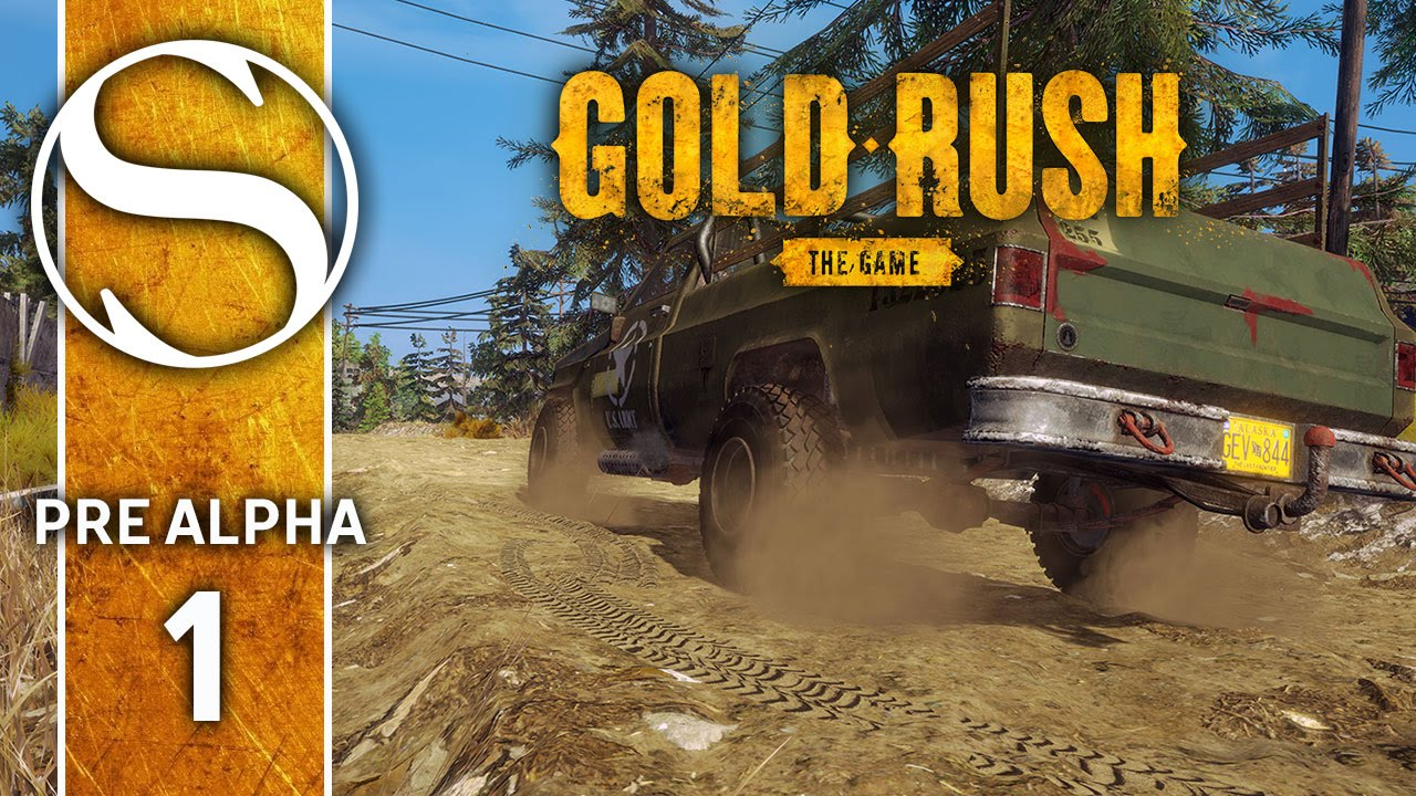 Gold Rush The Game Test
