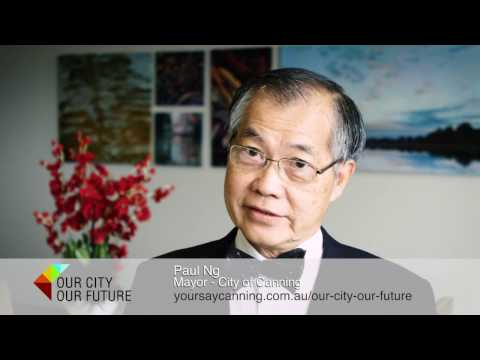 Mayor Paul Ng, City of Canning