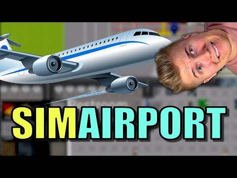 SimAirport [AIRPORT ARCHITECT?!] | Let's Play SimAirport Gameplay [PC Game] Part 3