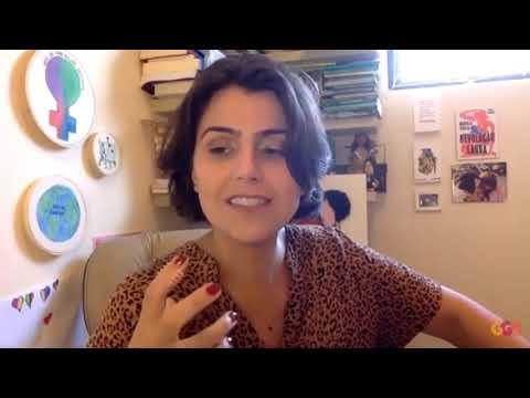 Nós tivemos conquistas que ficaram, mesmo diante de tanto horror, diz Manuela D'Ávila