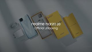 realme narzo 20 | Official Unboxing