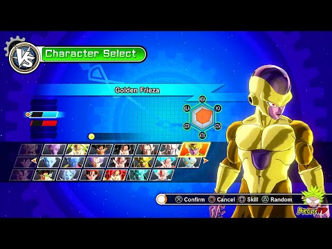 Dragon Ball Xenoverse All Characters + DLC And Stages [ENGLISH]