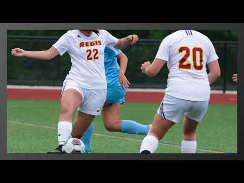 REGIS COLLEGE WOMENS SOCCER VS LASELL COLLEGE 9 30 17