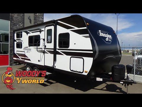 Woodys Rv World >> 2019 Grand Design RV Imagine XLS 21BHE Travel Trailer - YouTube