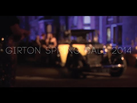 Girton College Spring Ball 2014