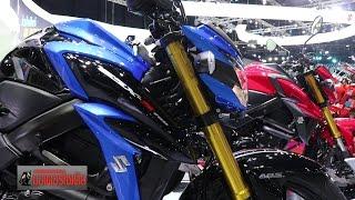 GSX-S750 Raider R150 จองกระหึ่ม Suzuki ทำลายสถิติจองสูงสุดของตัวเอง 164 คัน : motorcycle tv(GSX-S750 Raider R150 จองกระหึ่ม Suzuki ทำลายสถิติจองสูงสุดของตัวเอง 164 คัน : motorcycle tv., 2016-12-15T08:30:00.000Z)